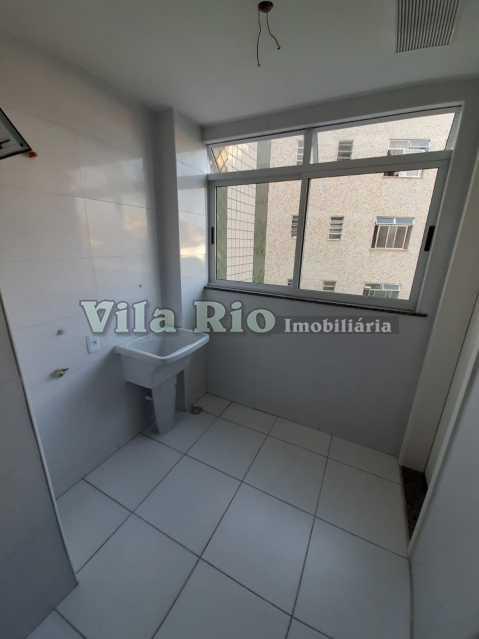 AREA DE SERVIÇO - Apartamento 3 quartos à venda Vista Alegre, Rio de Janeiro - R$ 581.000 - VAP30122 - 15