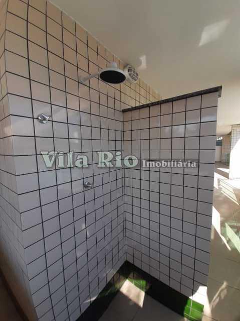 CHUVEIRÃO EXTERNO - Apartamento 3 quartos à venda Vista Alegre, Rio de Janeiro - R$ 581.000 - VAP30122 - 19