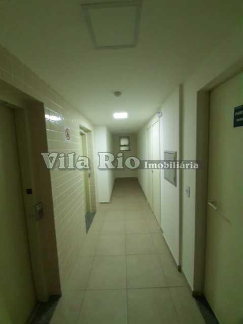CIRCULAÇÃO DO ANDAR - Apartamento 3 quartos à venda Vista Alegre, Rio de Janeiro - R$ 581.000 - VAP30122 - 16