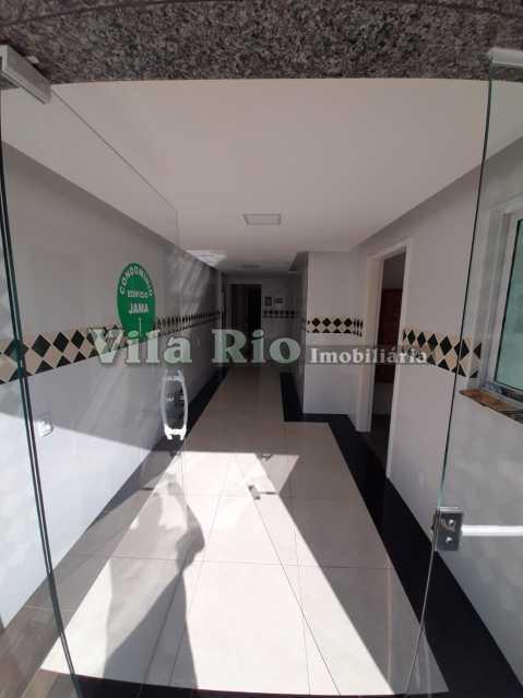 ENTRADA DO PREDIO - Apartamento 3 quartos à venda Vista Alegre, Rio de Janeiro - R$ 581.000 - VAP30122 - 22
