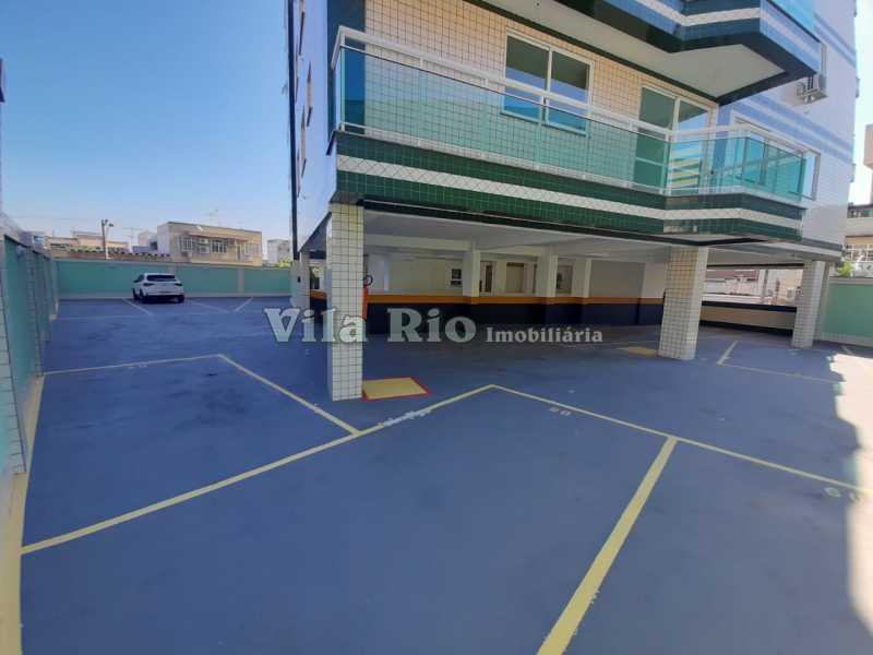 ESTACIONAMENTO - Apartamento 3 quartos à venda Vista Alegre, Rio de Janeiro - R$ 581.000 - VAP30122 - 23