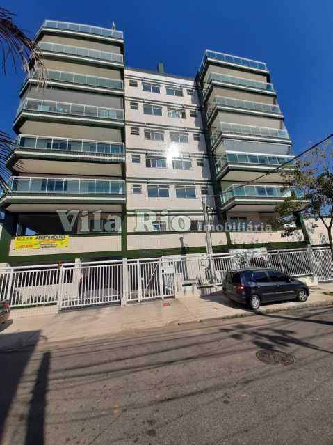 FACHADA DO PREDIO 2 - Apartamento 3 quartos à venda Vista Alegre, Rio de Janeiro - R$ 581.000 - VAP30122 - 1