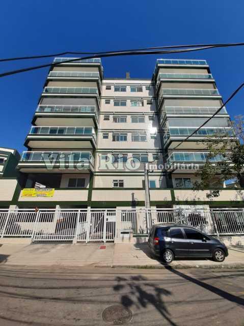 FACHADA DO PREDIO - Apartamento 3 quartos à venda Vista Alegre, Rio de Janeiro - R$ 581.000 - VAP30122 - 31