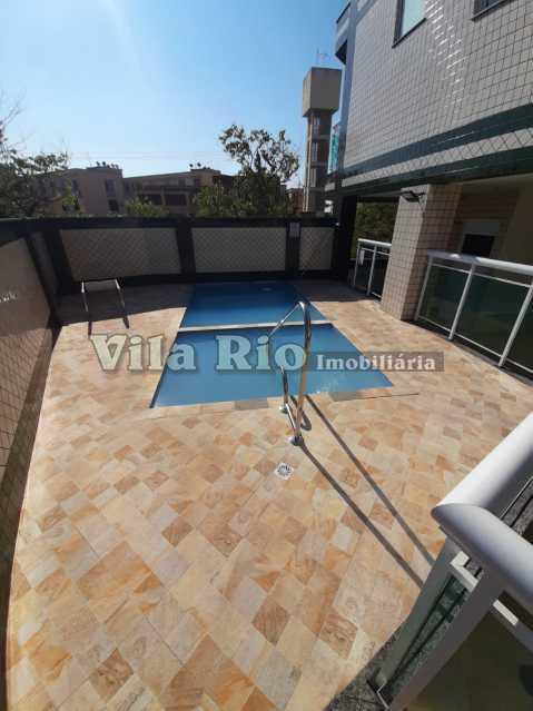 PISCINA - Apartamento 3 quartos à venda Vista Alegre, Rio de Janeiro - R$ 581.000 - VAP30122 - 25