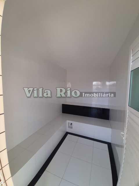 SAUNA - Apartamento 3 quartos à venda Vista Alegre, Rio de Janeiro - R$ 581.000 - VAP30122 - 28