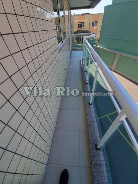 VARANDA 2 - Apartamento 3 quartos à venda Vista Alegre, Rio de Janeiro - R$ 581.000 - VAP30122 - 18