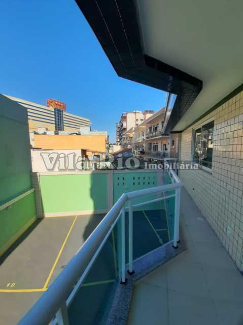 VARANDA - Apartamento 3 quartos à venda Vista Alegre, Rio de Janeiro - R$ 581.000 - VAP30122 - 17