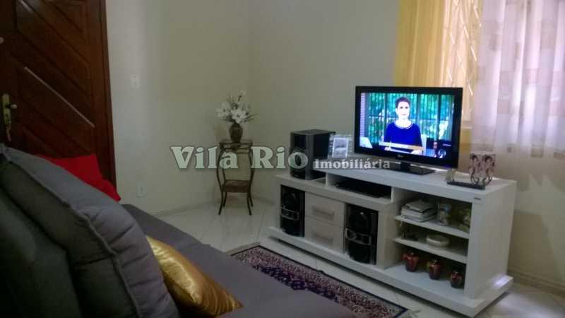 SALA 1 - Apartamento 2 Quartos À Venda Vista Alegre, Rio de Janeiro - R$ 270.000 - VAP20415 - 1