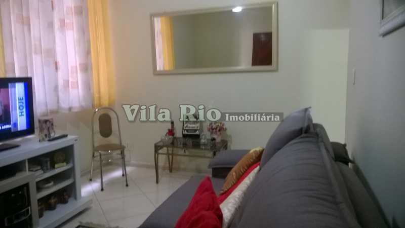 SALA 3 - Apartamento 2 quartos à venda Vista Alegre, Rio de Janeiro - R$ 270.000 - VAP20415 - 4