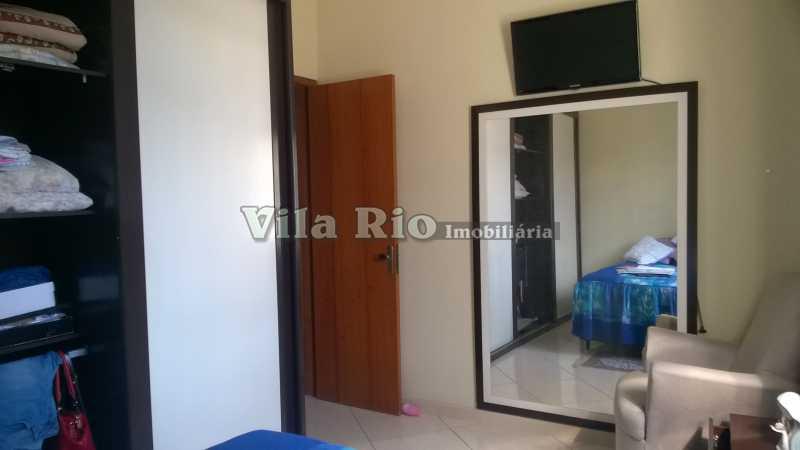 QUARTO 1 - Apartamento 2 quartos à venda Vista Alegre, Rio de Janeiro - R$ 270.000 - VAP20415 - 5