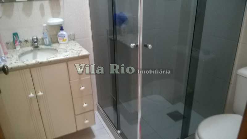 BANHEIRO 1 - Apartamento 2 quartos à venda Vista Alegre, Rio de Janeiro - R$ 270.000 - VAP20415 - 10