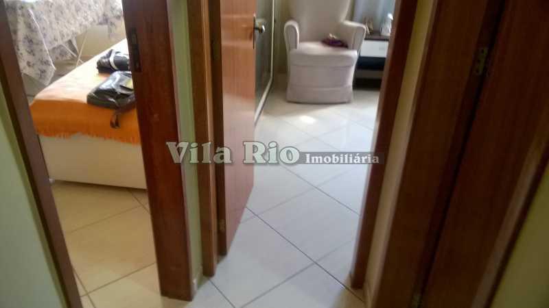 CIRCULAÇÃO 3 - Apartamento 2 quartos à venda Vista Alegre, Rio de Janeiro - R$ 270.000 - VAP20415 - 13