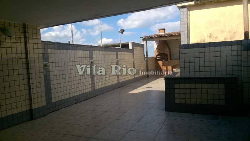 TERRAÇO 2 - Apartamento 2 quartos à venda Vista Alegre, Rio de Janeiro - R$ 270.000 - VAP20415 - 24