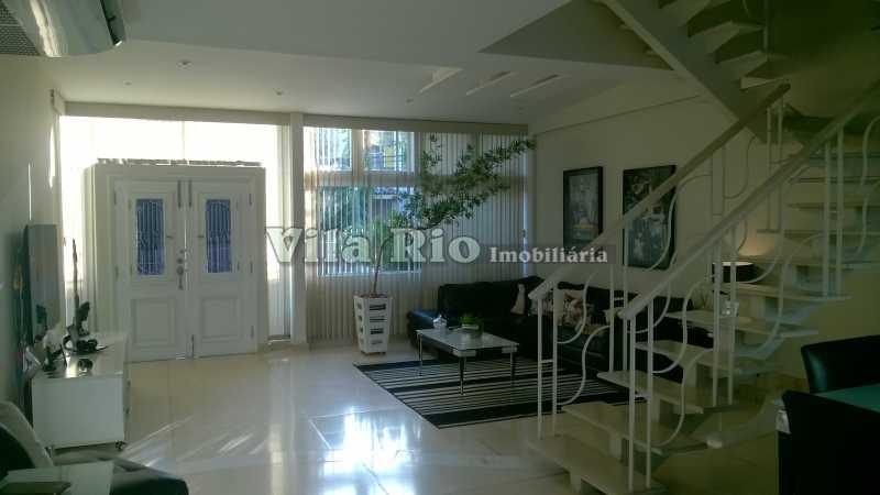 SALA 1 - Casa Irajá, Rio de Janeiro, RJ À Venda, 3 Quartos, 250m² - VCA30040 - 3