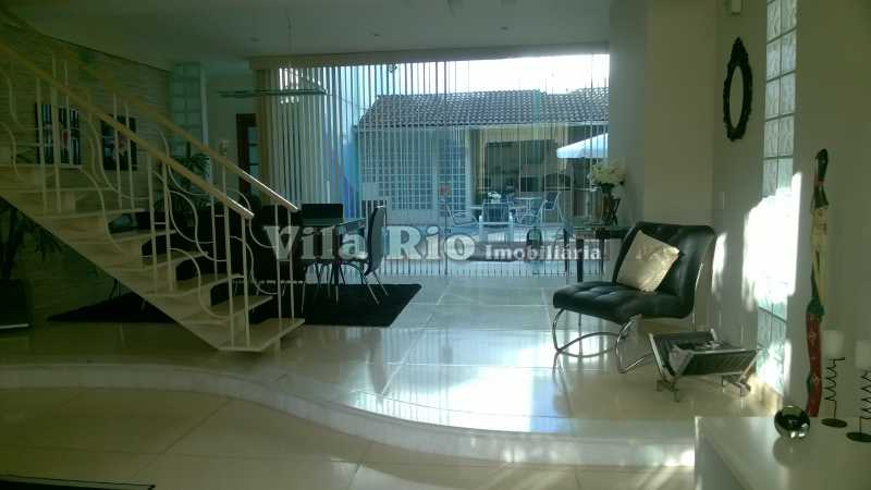 SALA 2 - Casa Irajá, Rio de Janeiro, RJ À Venda, 3 Quartos, 250m² - VCA30040 - 1