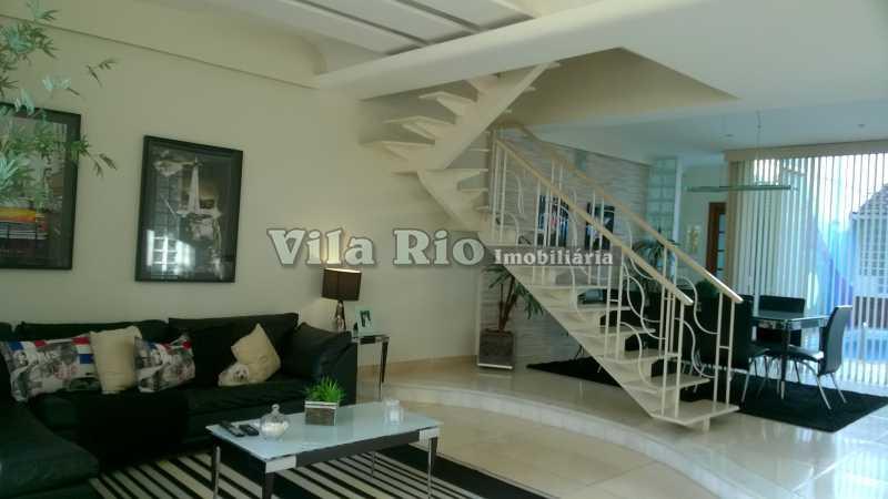 SALA 3 - Casa Irajá, Rio de Janeiro, RJ À Venda, 3 Quartos, 250m² - VCA30040 - 4