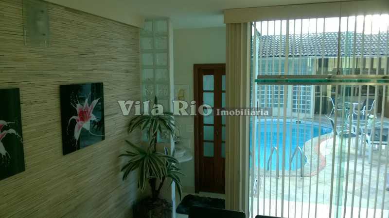 SALA 4 - Casa Irajá, Rio de Janeiro, RJ À Venda, 3 Quartos, 250m² - VCA30040 - 5