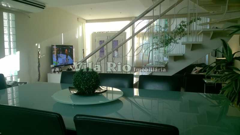 SALA 5 - Casa Irajá, Rio de Janeiro, RJ À Venda, 3 Quartos, 250m² - VCA30040 - 6