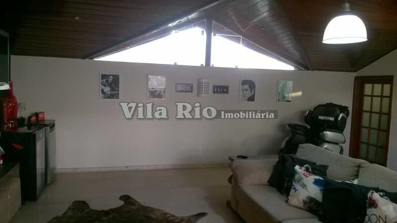 SALA DE ESTAR - Casa Irajá, Rio de Janeiro, RJ À Venda, 3 Quartos, 250m² - VCA30040 - 7