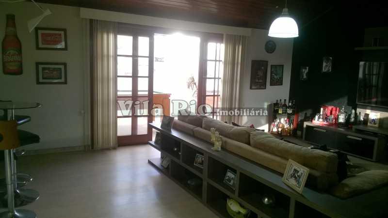 SALA - Casa Irajá, Rio de Janeiro, RJ À Venda, 3 Quartos, 250m² - VCA30040 - 9