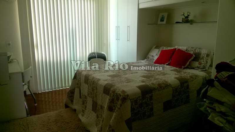 QUARTO 2 - Casa Irajá, Rio de Janeiro, RJ À Venda, 3 Quartos, 250m² - VCA30040 - 11