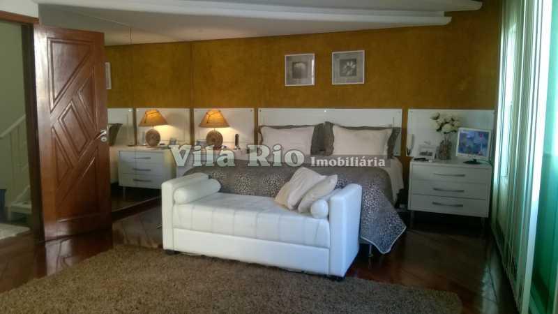 QUARTO - Casa Irajá, Rio de Janeiro, RJ À Venda, 3 Quartos, 250m² - VCA30040 - 16