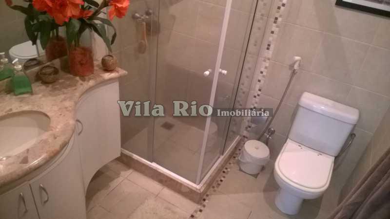 BANHEIRO 3 - Casa Irajá, Rio de Janeiro, RJ À Venda, 3 Quartos, 250m² - VCA30040 - 19