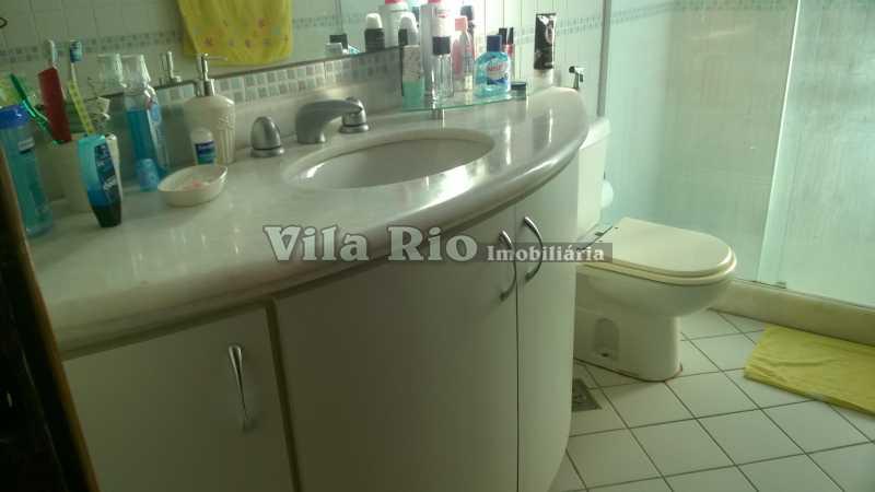 BANHEIRO 4 - Casa Irajá, Rio de Janeiro, RJ À Venda, 3 Quartos, 250m² - VCA30040 - 20