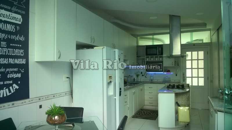 COZINHA - Casa Irajá, Rio de Janeiro, RJ À Venda, 3 Quartos, 250m² - VCA30040 - 22