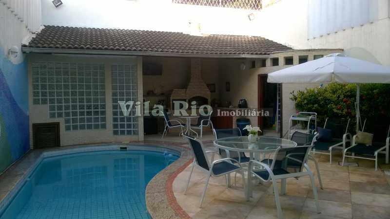 PISCINA 3 - Casa Irajá, Rio de Janeiro, RJ À Venda, 3 Quartos, 250m² - VCA30040 - 25