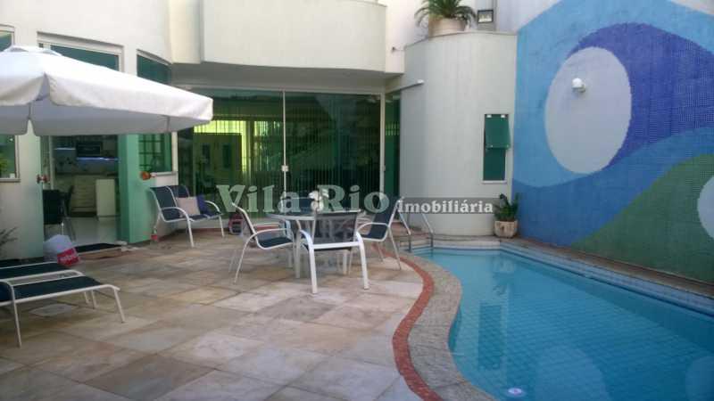 PISCINA 4 - Casa Irajá, Rio de Janeiro, RJ À Venda, 3 Quartos, 250m² - VCA30040 - 26