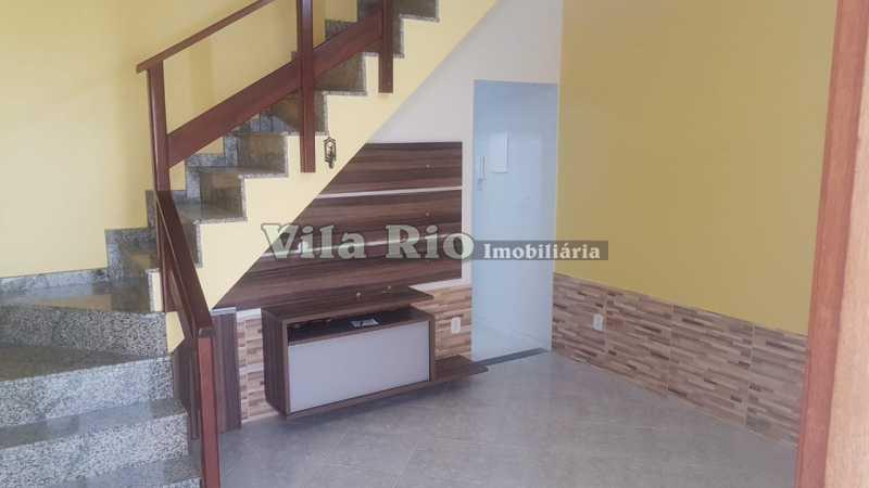 SALA 1 - Casa em Condomínio 2 quartos para alugar Vicente de Carvalho, Rio de Janeiro - R$ 1.200 - VCN20024 - 1