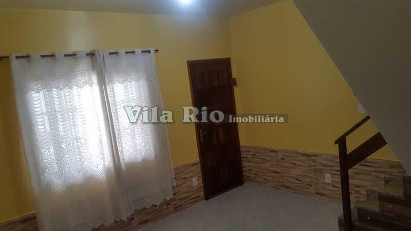 SALA 2 - Casa em Condomínio 2 quartos para alugar Vicente de Carvalho, Rio de Janeiro - R$ 1.200 - VCN20024 - 3