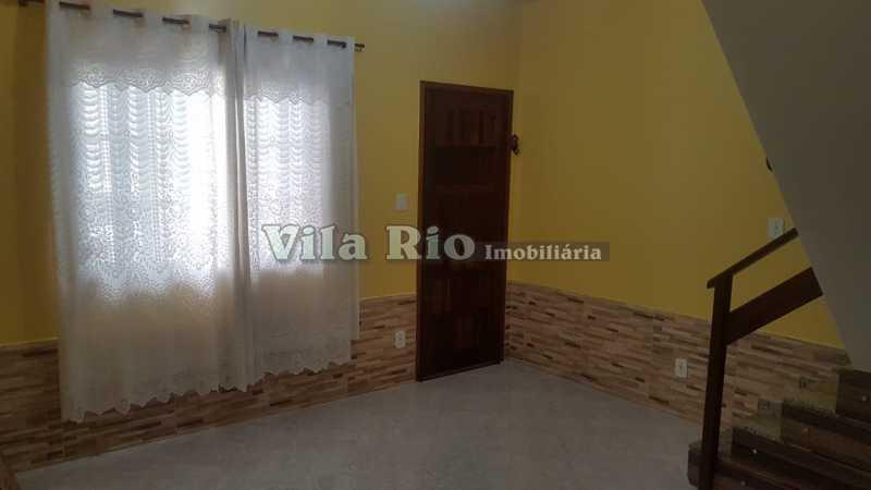 SALA1 1 - Casa em Condomínio 2 quartos para alugar Vicente de Carvalho, Rio de Janeiro - R$ 1.200 - VCN20024 - 4