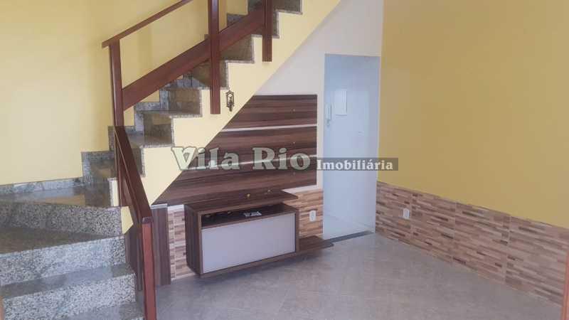 SALA1 2 - Casa em Condomínio 2 quartos para alugar Vicente de Carvalho, Rio de Janeiro - R$ 1.200 - VCN20024 - 5