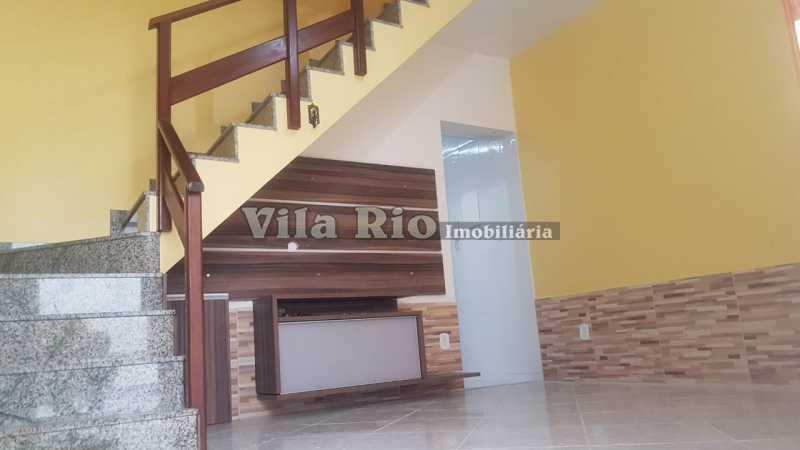 SALA1 3 - Casa em Condomínio 2 quartos para alugar Vicente de Carvalho, Rio de Janeiro - R$ 1.200 - VCN20024 - 6