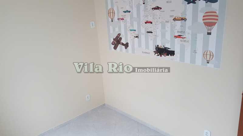 QUARTO 2 - Casa em Condomínio 2 quartos para alugar Vicente de Carvalho, Rio de Janeiro - R$ 1.200 - VCN20024 - 8