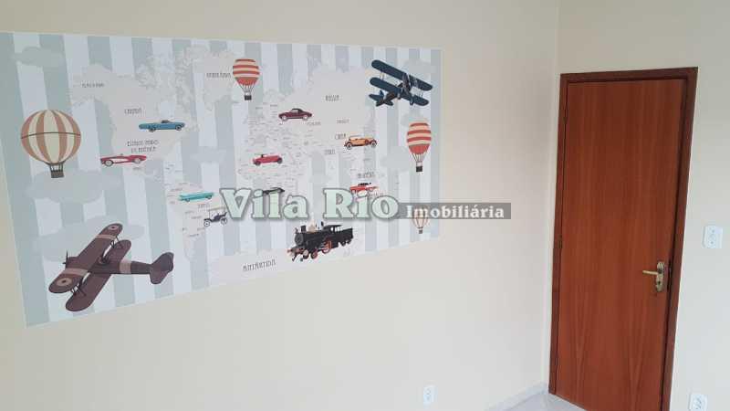QUARTO 4 - Casa em Condomínio 2 quartos para alugar Vicente de Carvalho, Rio de Janeiro - R$ 1.200 - VCN20024 - 10