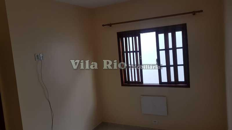 QUARTO 5 - Casa em Condomínio 2 quartos para alugar Vicente de Carvalho, Rio de Janeiro - R$ 1.200 - VCN20024 - 11