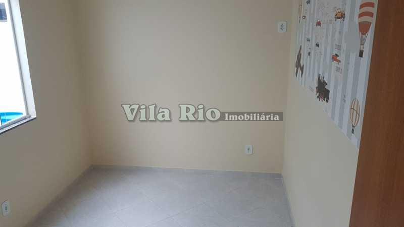 QUARTO1 - Casa em Condomínio 2 quartos para alugar Vicente de Carvalho, Rio de Janeiro - R$ 1.200 - VCN20024 - 16