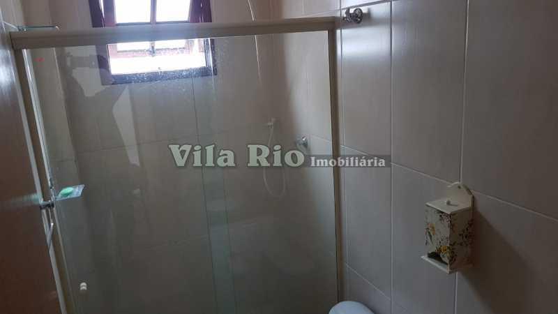 BANHEIRO - Casa em Condomínio 2 quartos para alugar Vicente de Carvalho, Rio de Janeiro - R$ 1.200 - VCN20024 - 17