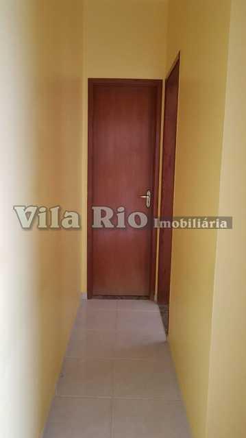 CIRCULAÇÃO - Casa em Condomínio 2 quartos para alugar Vicente de Carvalho, Rio de Janeiro - R$ 1.200 - VCN20024 - 18