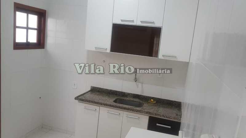 COZINHA 1 - Casa em Condomínio 2 quartos para alugar Vicente de Carvalho, Rio de Janeiro - R$ 1.200 - VCN20024 - 19