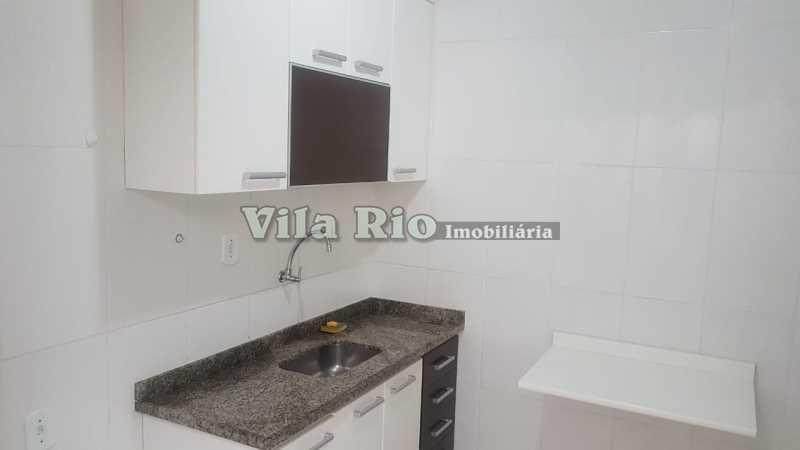 COZINHA 2 - Casa em Condomínio 2 quartos para alugar Vicente de Carvalho, Rio de Janeiro - R$ 1.200 - VCN20024 - 20