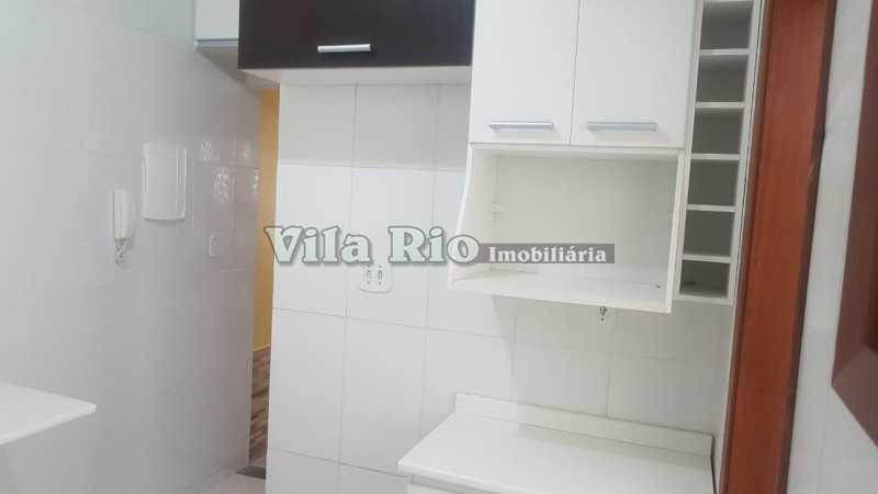 COZINHA1 1 - Casa em Condomínio 2 quartos para alugar Vicente de Carvalho, Rio de Janeiro - R$ 1.200 - VCN20024 - 21