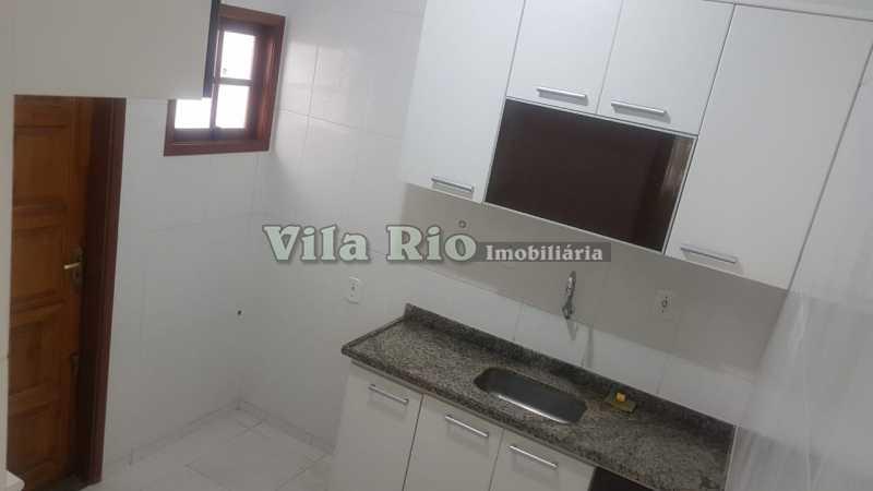COZINHA1 2 - Casa em Condomínio 2 quartos para alugar Vicente de Carvalho, Rio de Janeiro - R$ 1.200 - VCN20024 - 22
