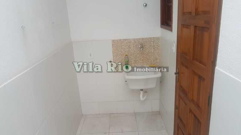 ÁREA - Casa em Condomínio 2 quartos para alugar Vicente de Carvalho, Rio de Janeiro - R$ 1.200 - VCN20024 - 23