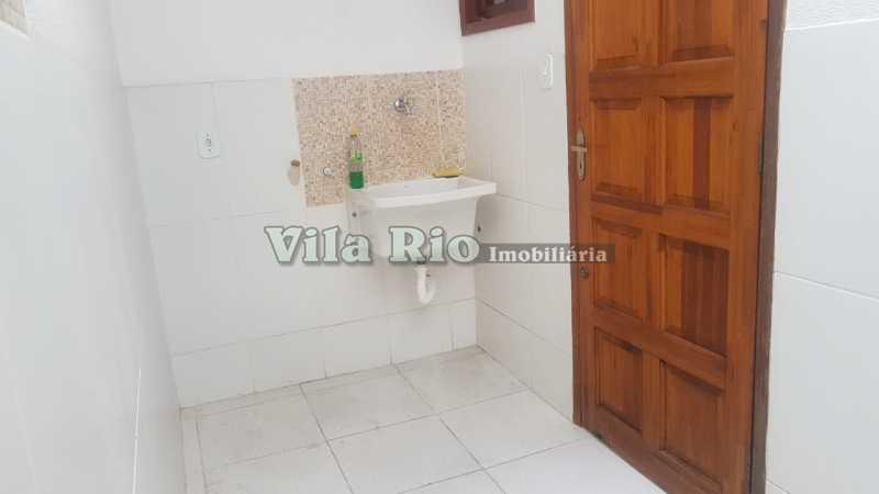 ÁREA1 1 - Casa em Condomínio 2 quartos para alugar Vicente de Carvalho, Rio de Janeiro - R$ 1.200 - VCN20024 - 24