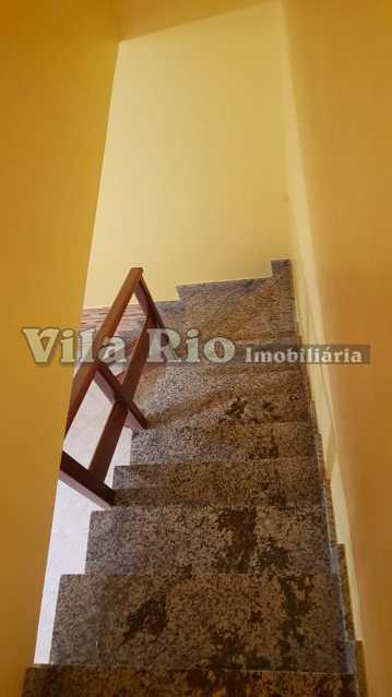 ESCADA - Casa em Condomínio 2 quartos para alugar Vicente de Carvalho, Rio de Janeiro - R$ 1.200 - VCN20024 - 27