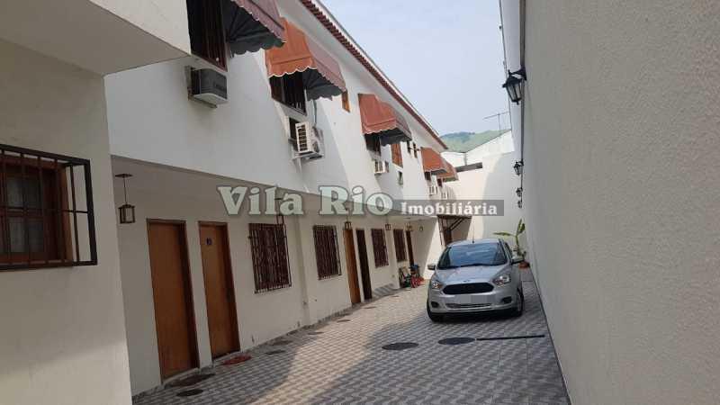 GARAGEM - Casa em Condomínio 2 quartos para alugar Vicente de Carvalho, Rio de Janeiro - R$ 1.200 - VCN20024 - 30